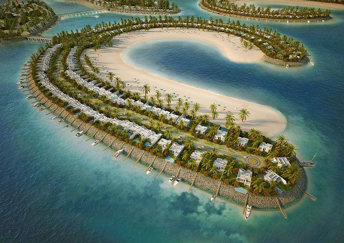 Bahrain Dream Destinations Canals Bahrain