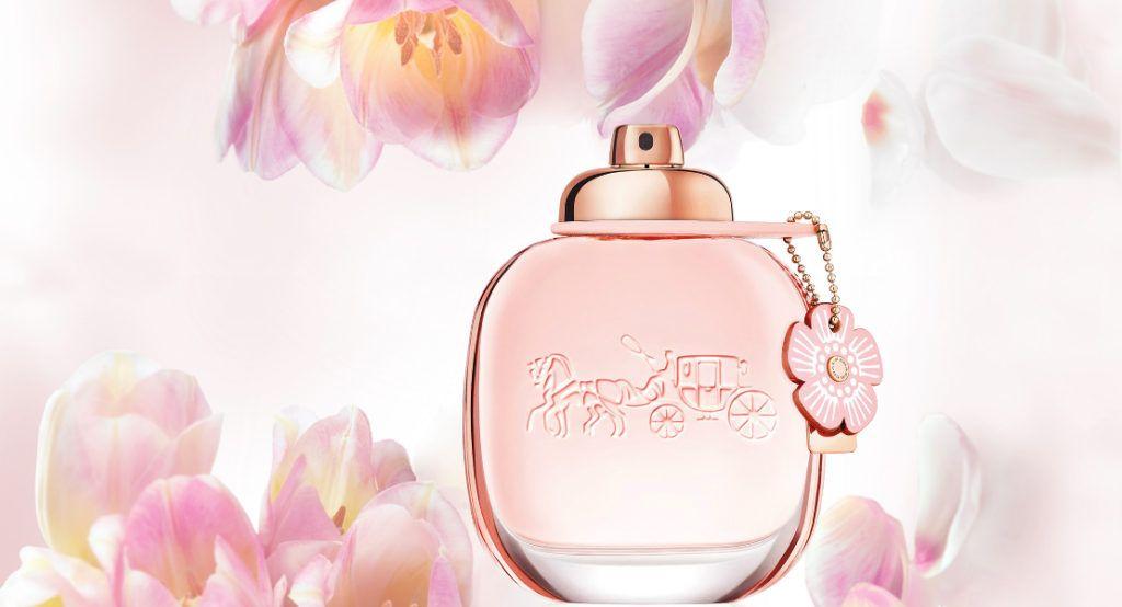 COACH Floral Eau de Parfum Spray 2018 new fragrance 51d9ce1b73