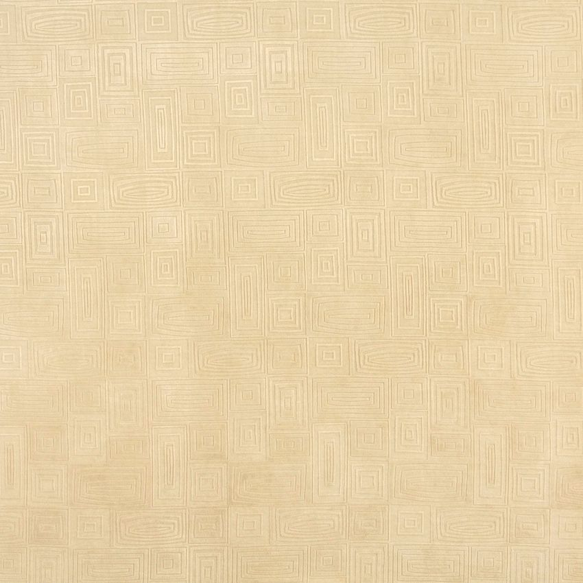 Cream Beige And White Abstract Square Collage Microfiber Upholstery Fabric Upholstery Fabric Fabric Sofa Upholstery