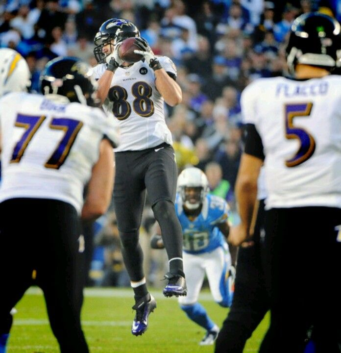 San Diego Chargers Baltimore Ravens: Ravens V. San Diego Chargers