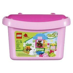 LEGO Duplo Bricks More Pink Brick Box 4623 Target For the