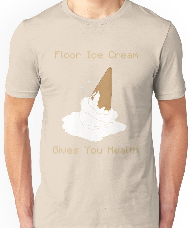 Floor Ice Cream Gives You Health