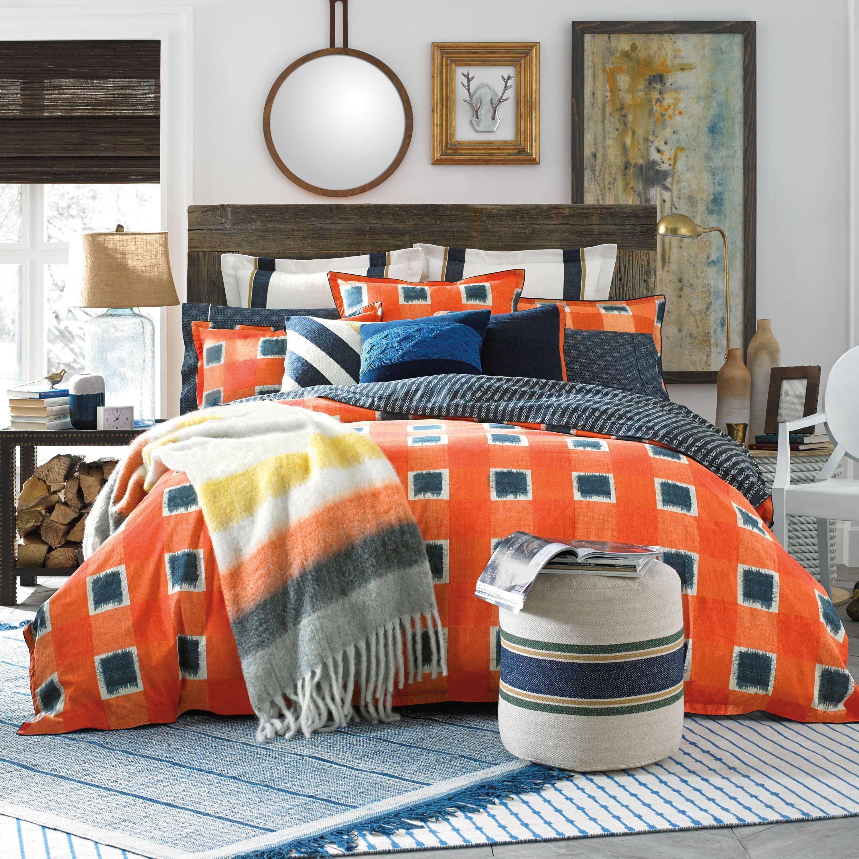 Our Tommy Hilfiger Duvet Comforter Set In Vibrant That Freshens Up