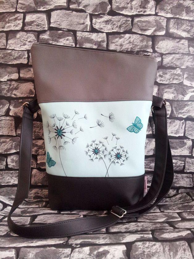 Sehr schöne FoldOver Tasche. Die Tasche ist ca. 29 cm x 29 cm im ...