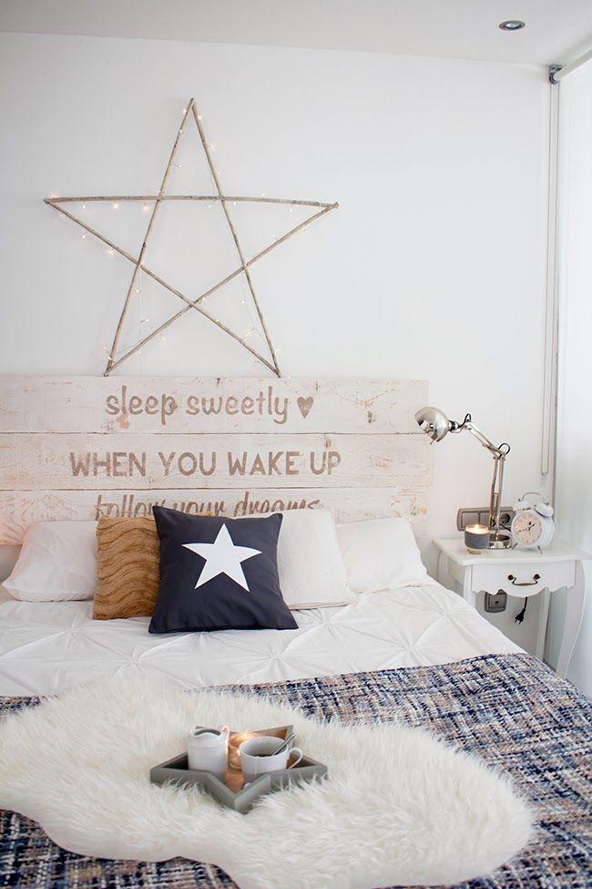 Mi dormitorio decorado en invierno el desenlace nordic for Dormitorio principal m6 deco