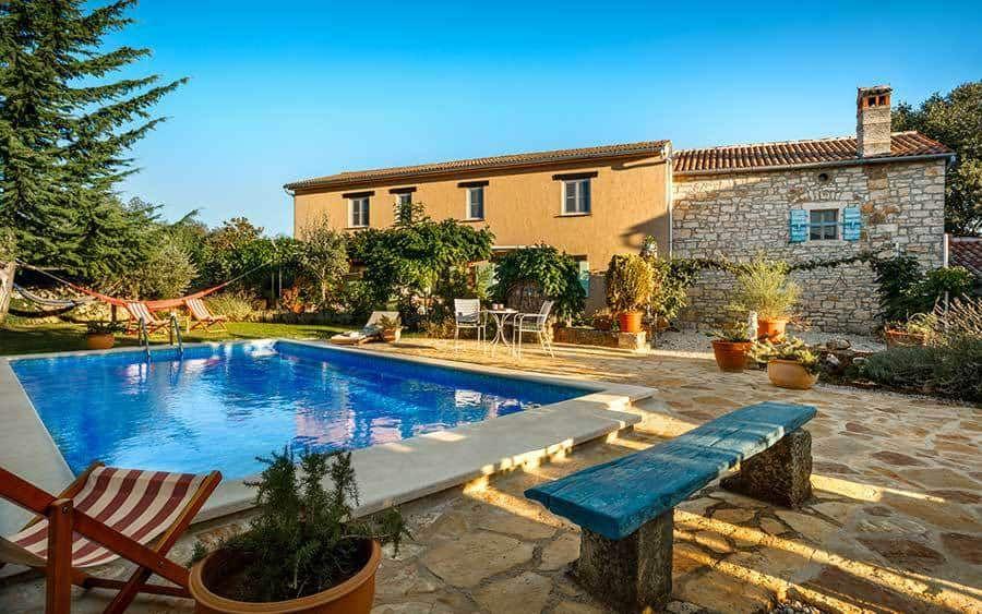 Villa Rupeni Istria Luxury Villa To Rent in 2020