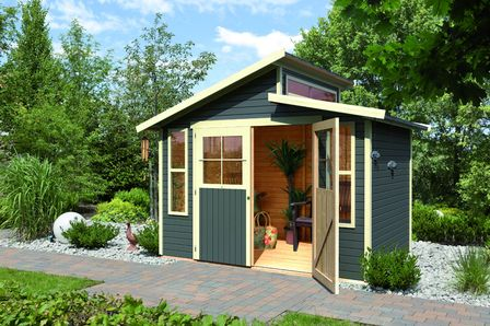 Pin about Cottage design and Garden on Garage Everything