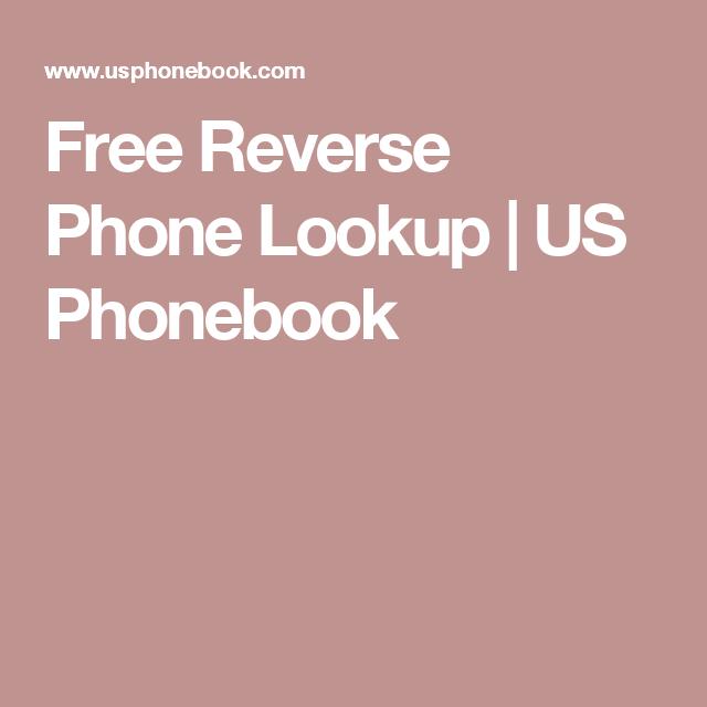 Free Reverse Phone Lookup   US Phonebook   Genealogy   Phone, Search