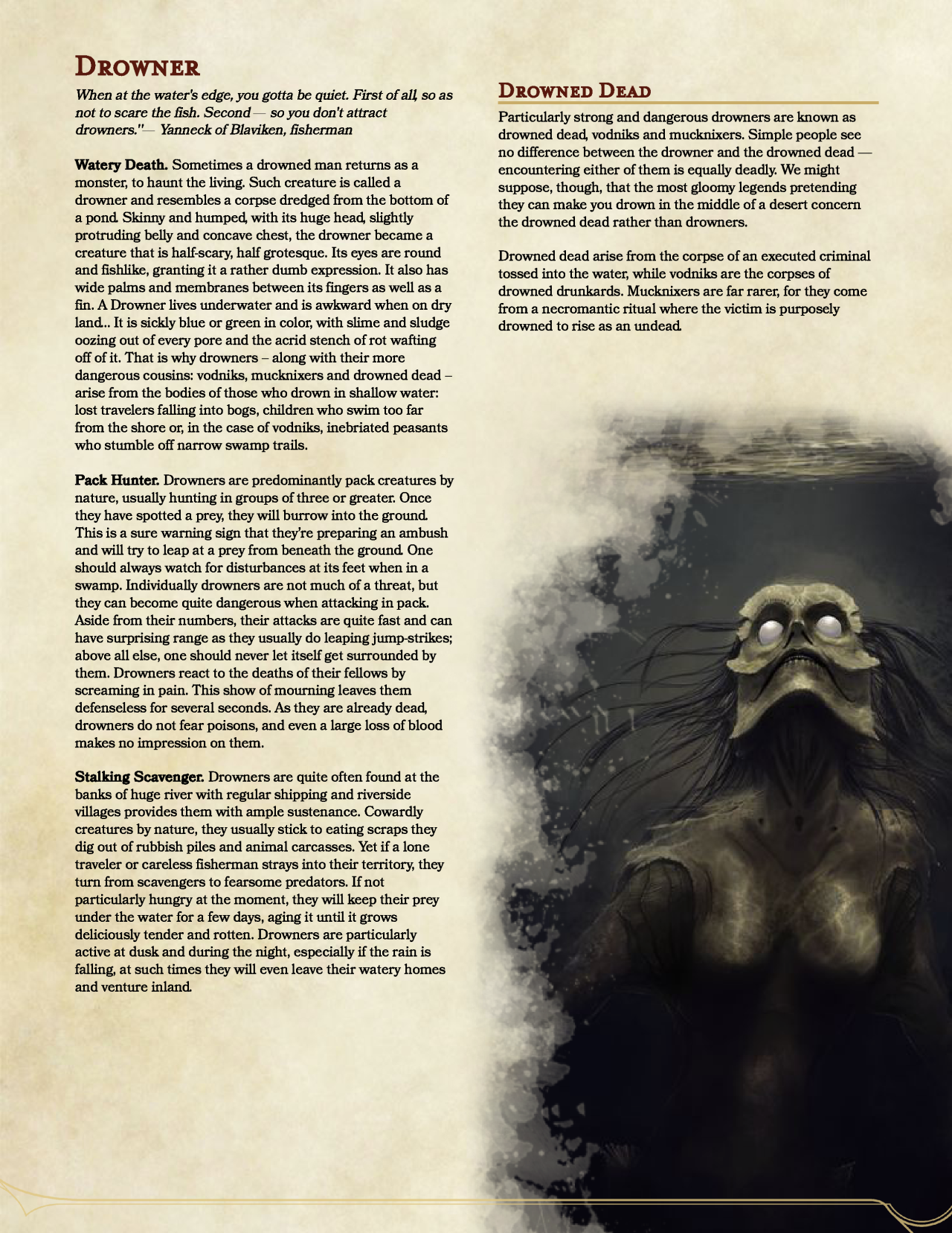DnD 5e Homebrew | Magical Beasts in 2019 | Dnd 5e homebrew, Dungeons