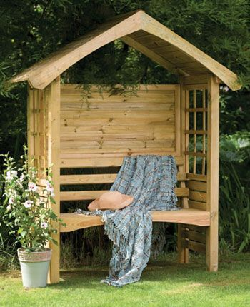Find Forest Cadiz Garden Arbour At Homebase. Visit Your Local Store For The  Widest Range Of Garden Products.