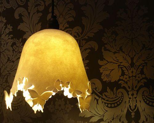 Sej filt lampe