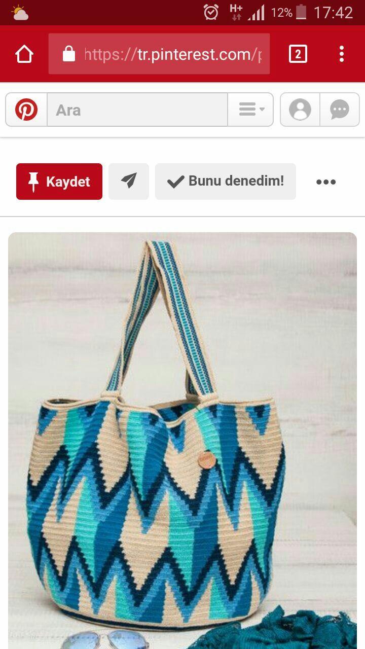 Pin von Sevgi auf wayu çanta | Pinterest
