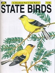 State Birds - Coloring Book | Creation Corner - General Resources ...