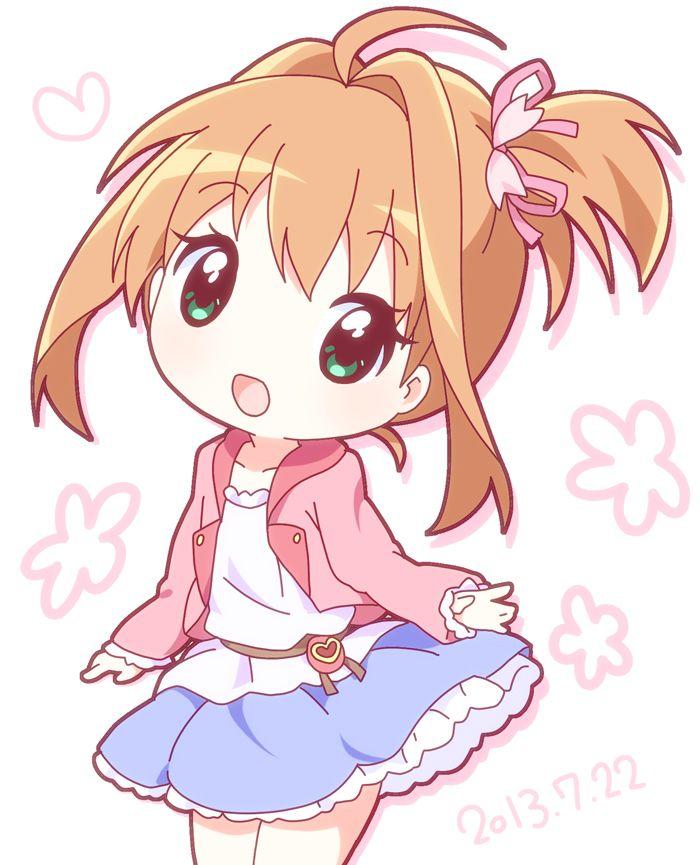 Resultado de imagen de chibi anime jewelpet   Chibi   Pinterest ...