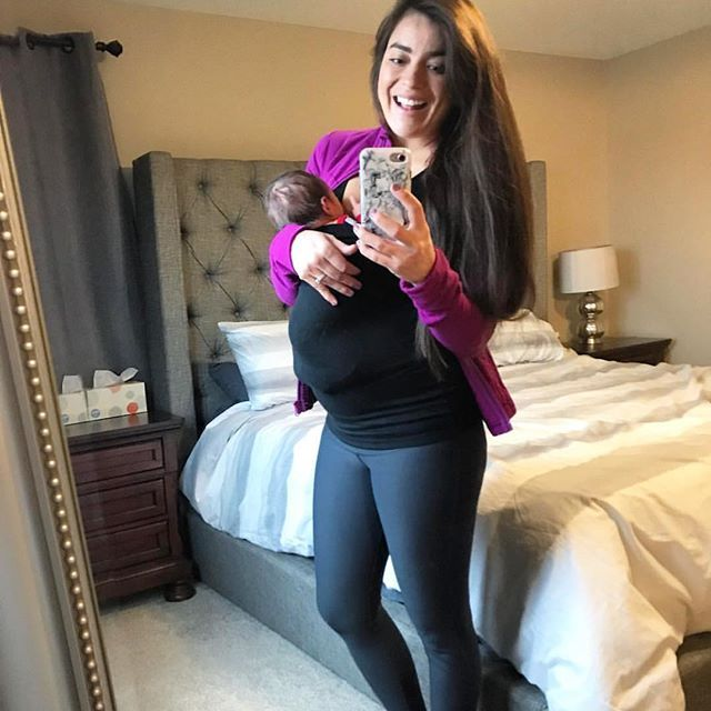 """0b0e33579cbd3 Postpartum: What you ABSolutely need 🥇#postpartum  •••••••••••••••••••••••••••••••••••• Bao Bei Sculpt & Recovery Leggings: """"I  brought several pairs of ..."""