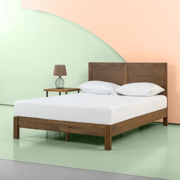 Beacsfield Platform Bed Headboards For Beds Wood Platform Bed Platform Bed