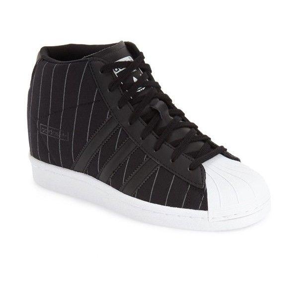 adidas Shoes | Super Wedge Sneaker | Poshmark