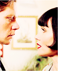 screen cap of Jack and Phryne
