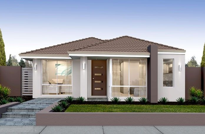 The Aspire 10m Frontage Home Design By Smart Homes For Living Desain Rumah Eksterior Fasad Rumah Modern Eksterior Rumah