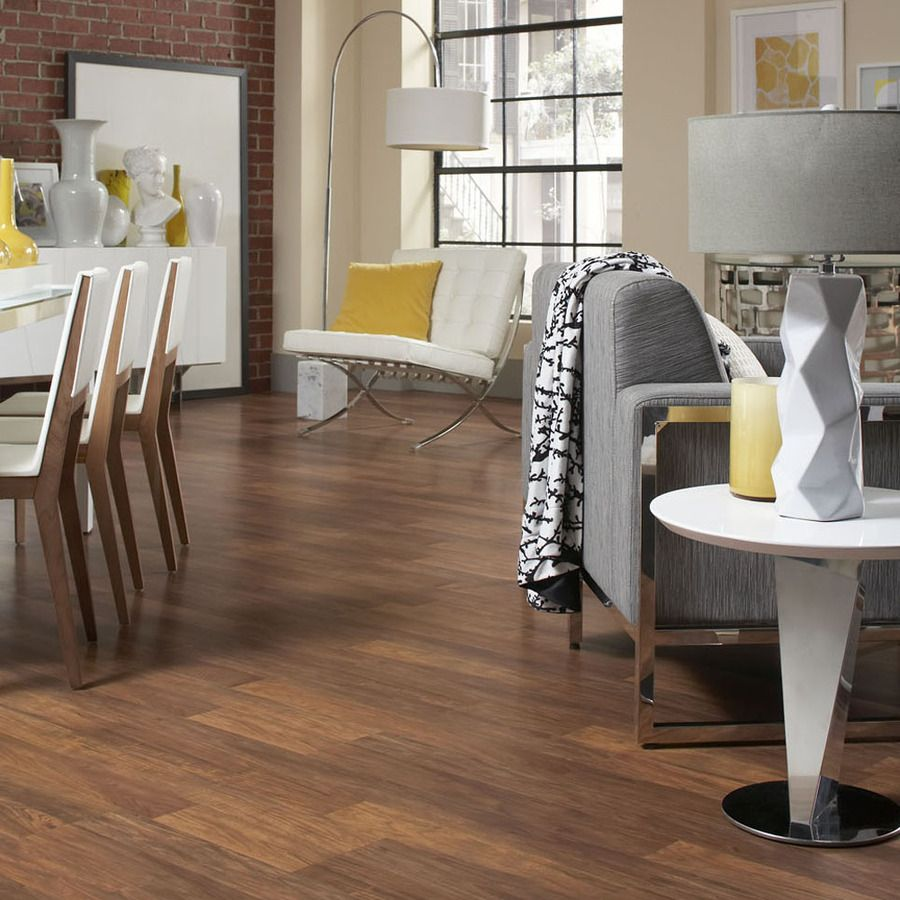 Shop Style Selections 8 05 In W X 3 97 Ft L Natural Walnut Smooth Laminate