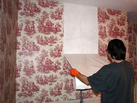 Wallpaper Murah Indonesia Cara Teknik Melepas Wallpaper Dinding Dinding