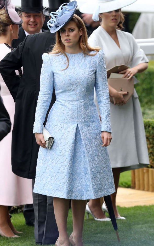 Why Princess Beatrice CAN'T have a big wedding like her
