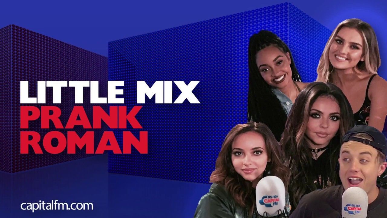 PRANK: Leigh-Anne Storms Out Of Roman's Interview