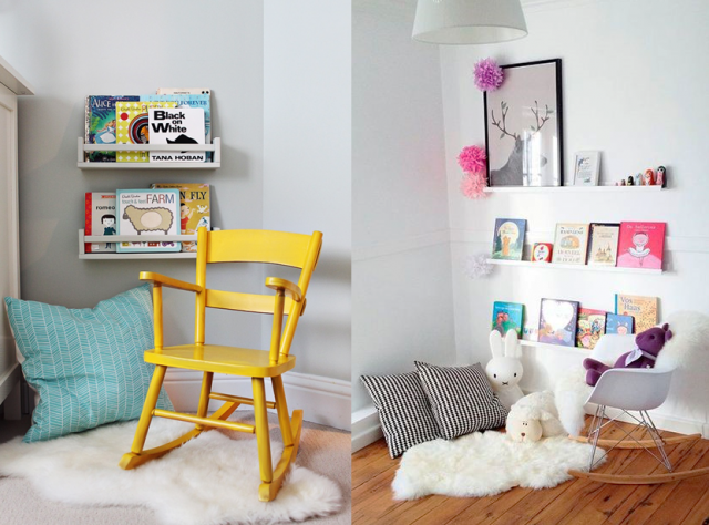 Un coin lecture pour les kids | Kids rooms, Room and Playrooms