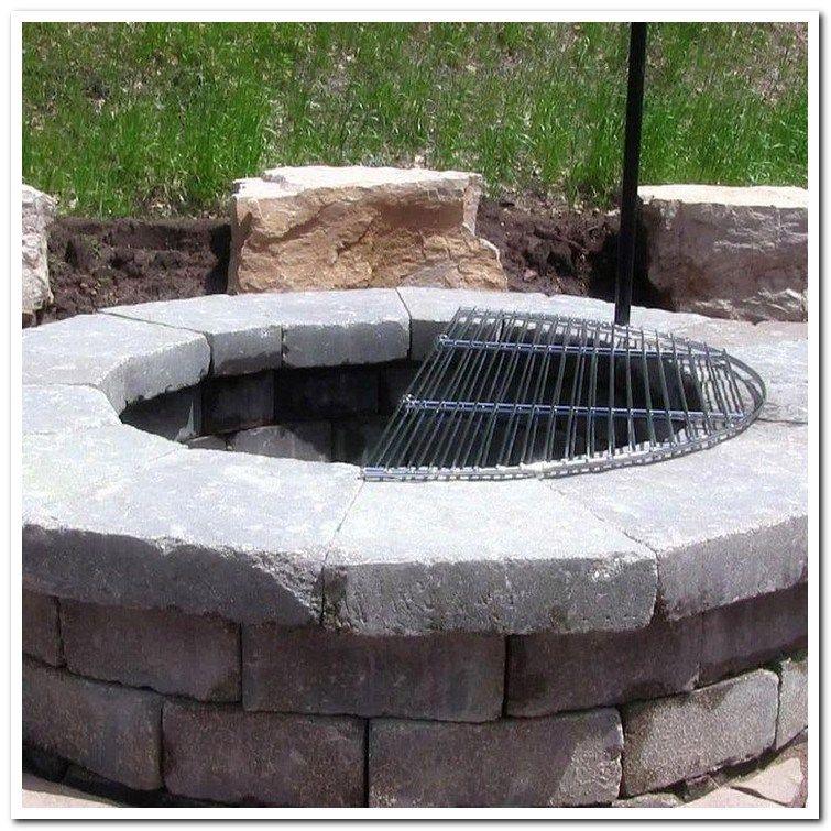36 amazing backyard fire pit design ideas 13   Fire pit ...