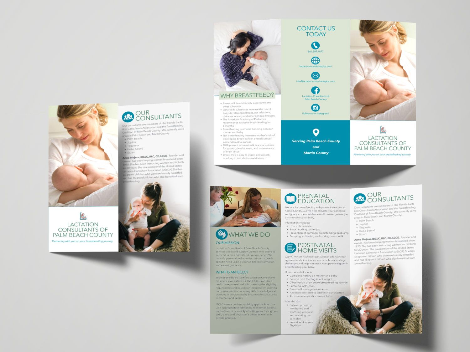Attract Transform Grow Your Business With Affinity Publisher Inkling Creative Promotional Design Lactation Consultant Educational Consultant