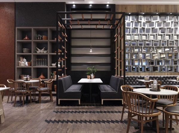 Cotta Cafe Melbourn : Diversity and warmth showcased by rustic cotta cafe in melbourne