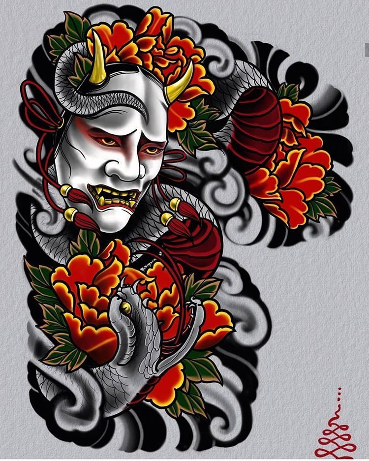 Irezumi Culture Tattoo Tren Instagram Amazing Namanari Peonies Snake Art D Irezumi Culture Tattoo Tren Instag In 2020 Snake Art Japanese Tattoo Artist Irezumi