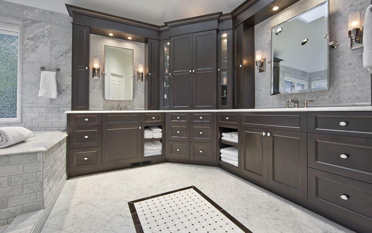 Mirrors Corner Bathroom Vanity Bathroom Vanity Designs Bathroom Remodel Master