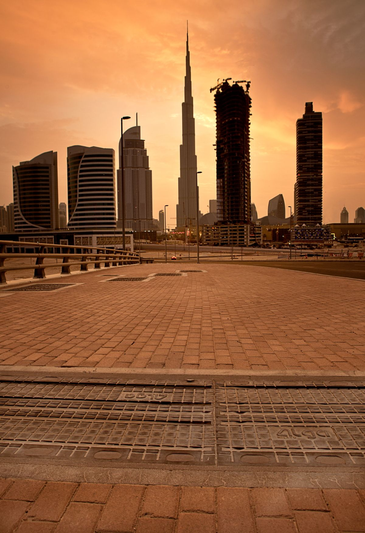 Infrastructure Expansion Joint Infrastructure Dubai