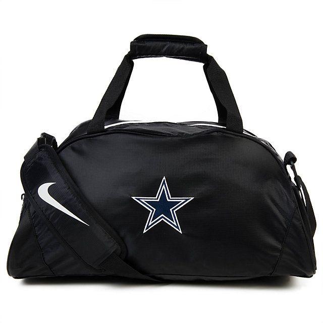 Dallas Cowboys Nike Sport Duffel Bag Home