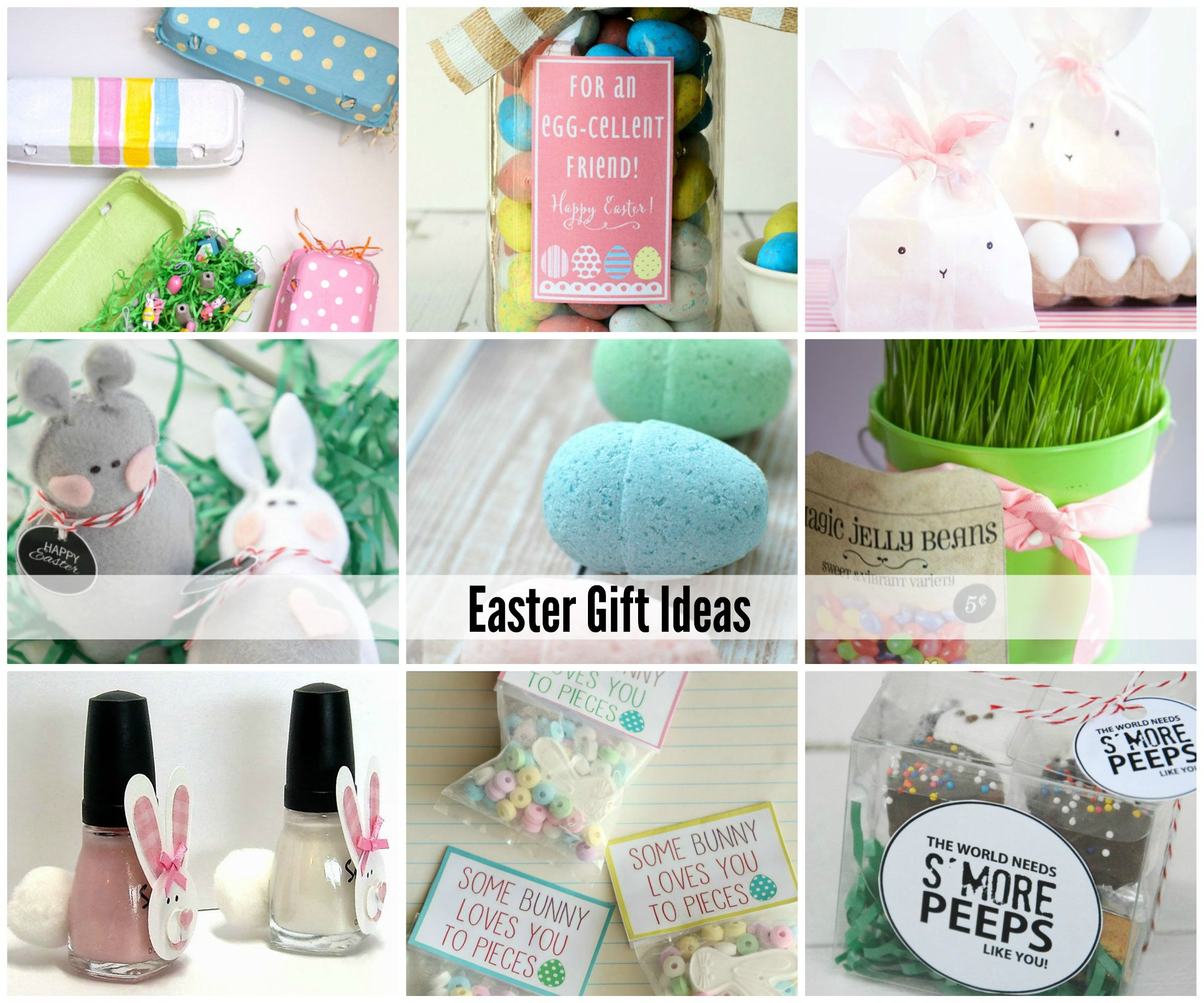 Photo collection simple easter gift ideas best 25 easter gift baskets ideas on pinterest easter gift negle Gallery