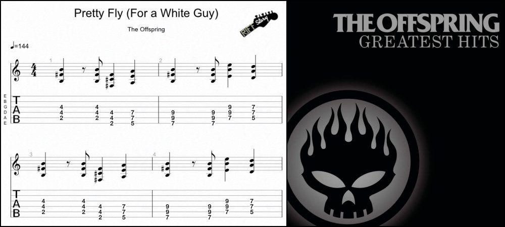 @Riffstory : Este Riff no podía faltar en el álbum Greatest Hits de #TheOffspring publicado #TalDíaComoHoy de 2005: http://bit.ly/2rCHYGQ