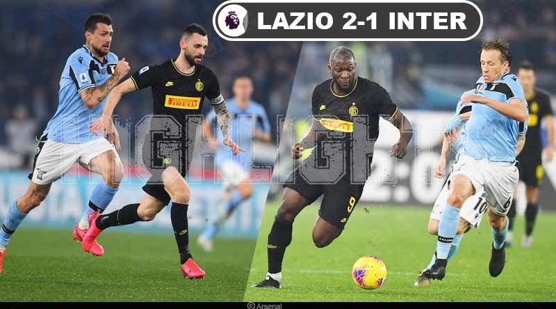 Serie A Lazio Vs Inter Milan Highlights Football News In 2020 Inter Milan Milan Lazio