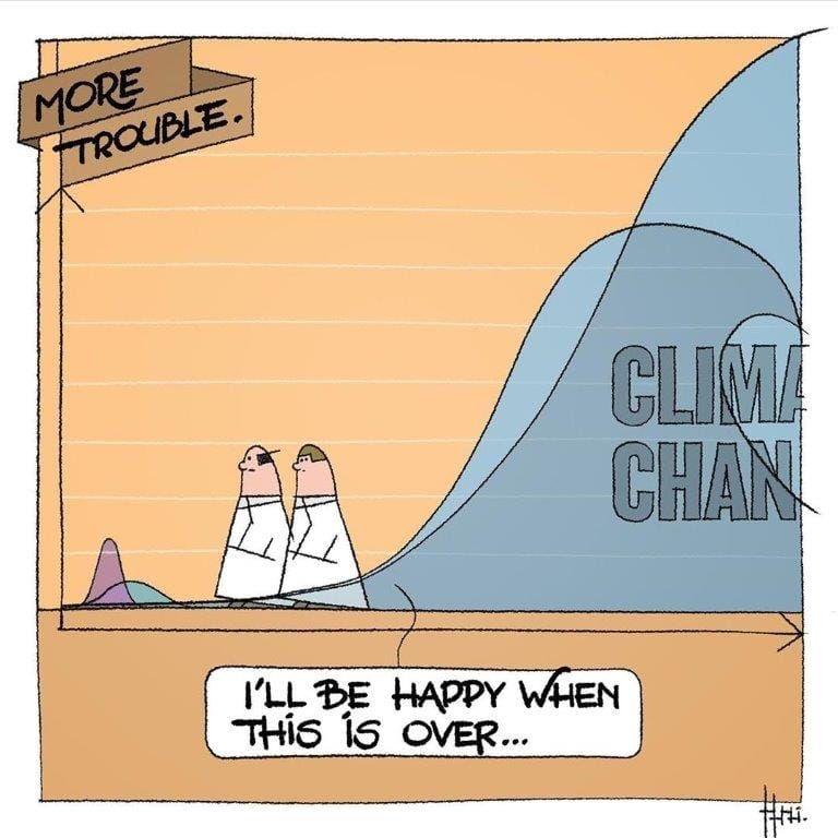 Pin on Climate changedwe were warned...