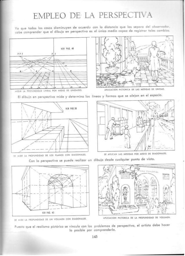 Andrew Loomis Dibujo Tridimensional Como Dibujar En Perspectiva Dibujo Con Perspectiva Arte En Perspectiva