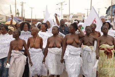 Nigerian women photos nude, lela rochon young