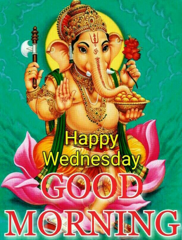 Wednesday lord ganesh ji images
