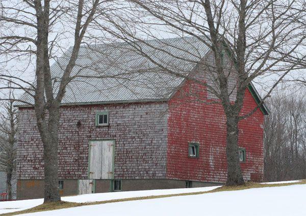 Old Barns Of Nova Scotia Old Barns Barn Barns Sheds