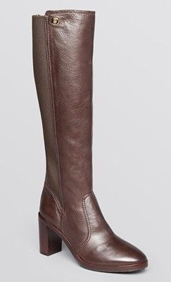 Tory Burch Tall Platform Boots