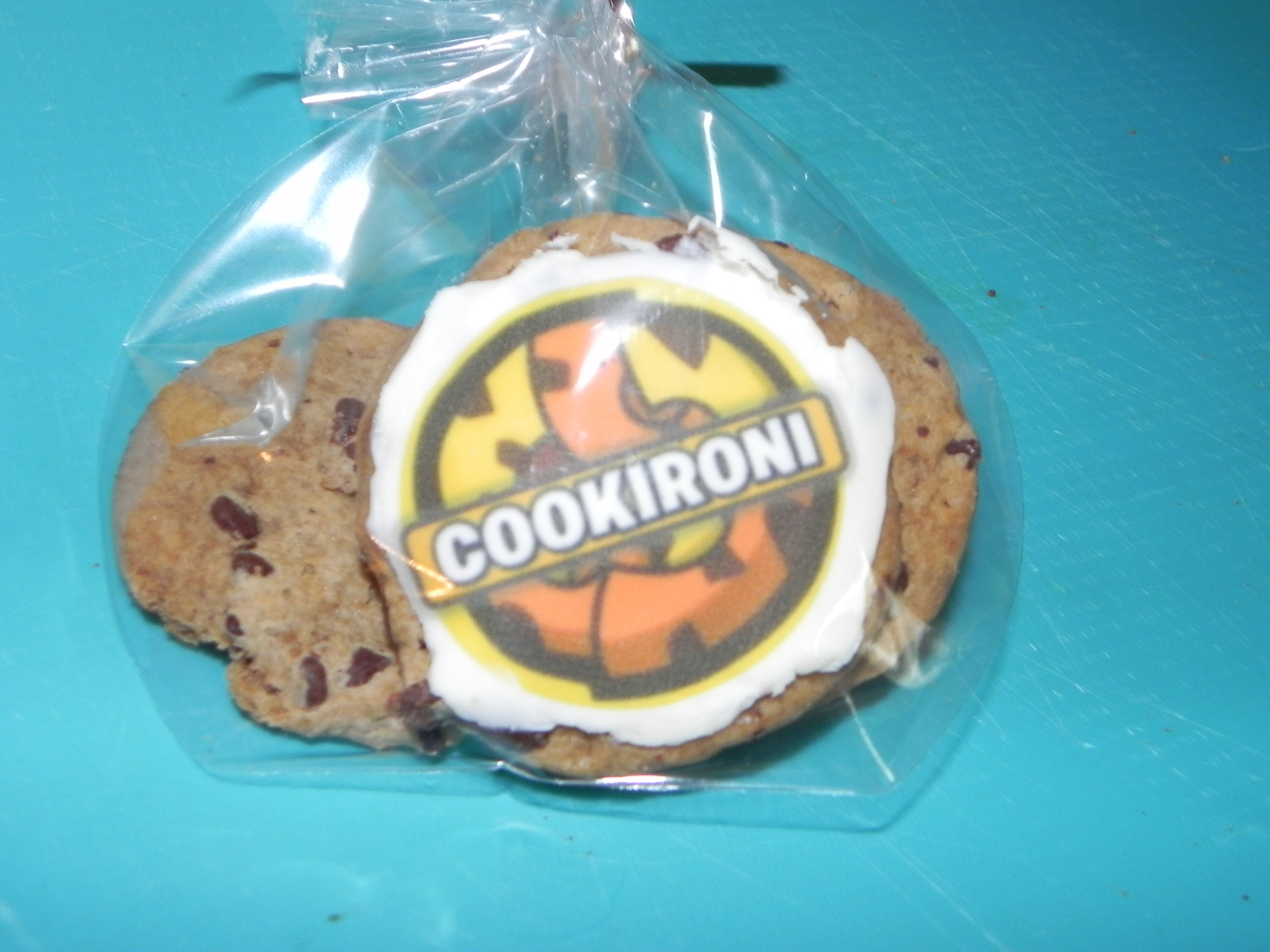 Our Mixel Birthday Party Favors - Cookironi's