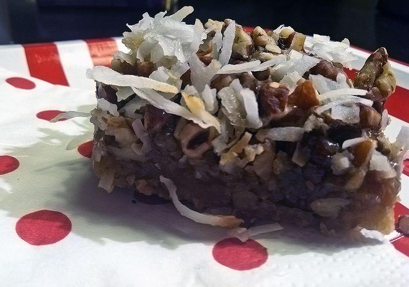 Coconut Walnut Squares #recipe #holidays http://starrplanet.com/reviews/?p=1380