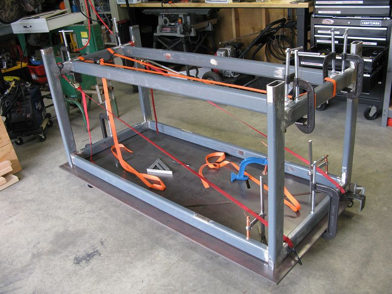 Welding Table Designs find this pin and more on welded tools tables shop modifications of quality Welding Table Design Review Weldingweb Welding Forum For Pros And Enthusiasts