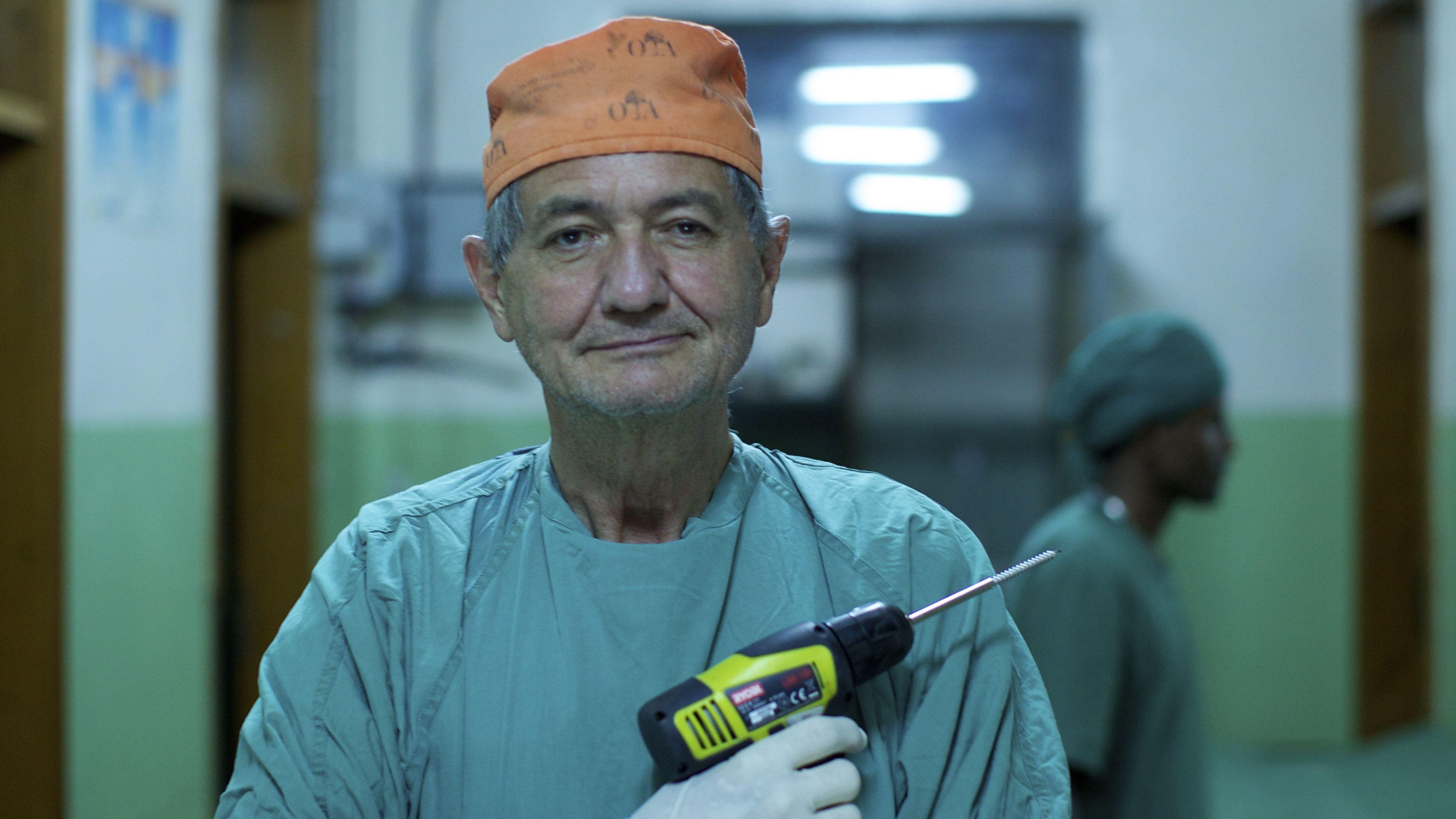 La teoría sueca del amor: cirujano en Etiopía