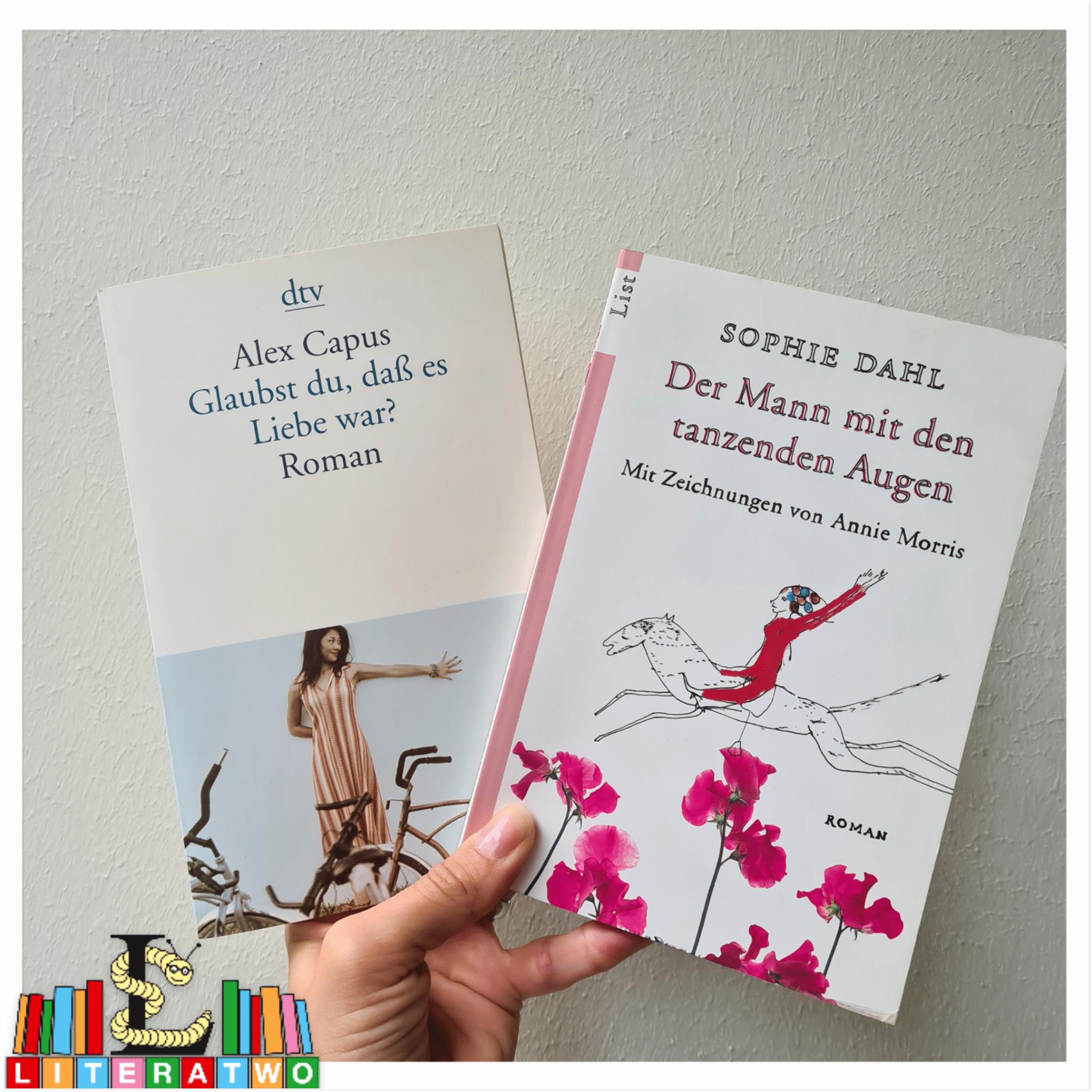 Capus Dahl Zwei Schmale Romane Die Ich Vor Uber 10 Jahren Gelesen Und Fur Mich Besprochen Habe Stelle Ich Jetzt In Unkorri Bucher Finden Buch Tipps Romane