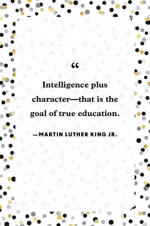 Our Favorite Graduation Quotes: Martin Luther King Jr.